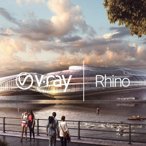 V-Ray Next for Rhino Workstation License