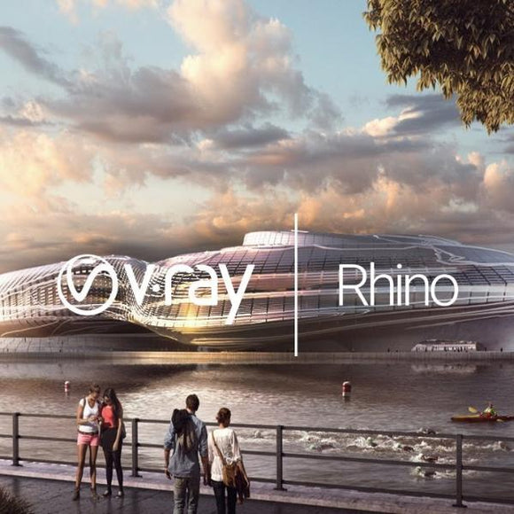 V-Ray 3 for Rhino Annual License