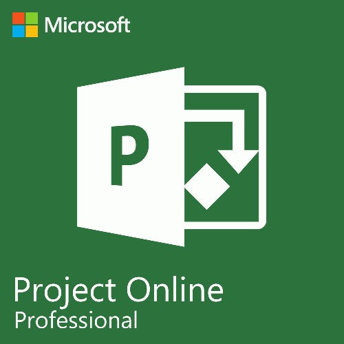 Microsoft Project Online Professional 1 Year Subscription