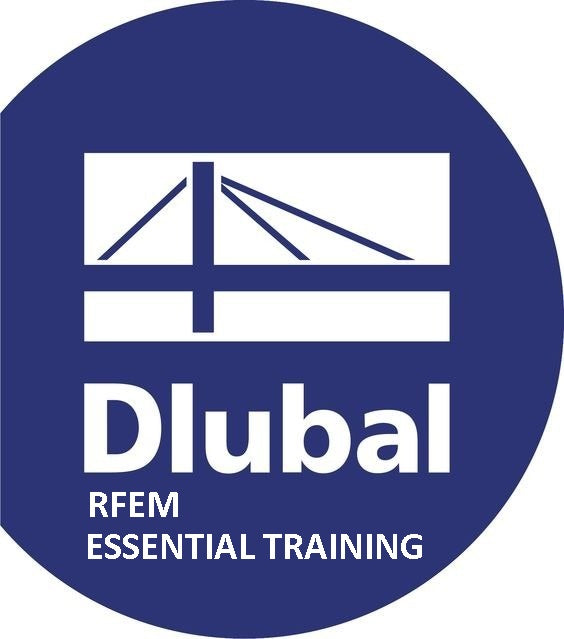 Dlubal RFEM Essential Training - Steel