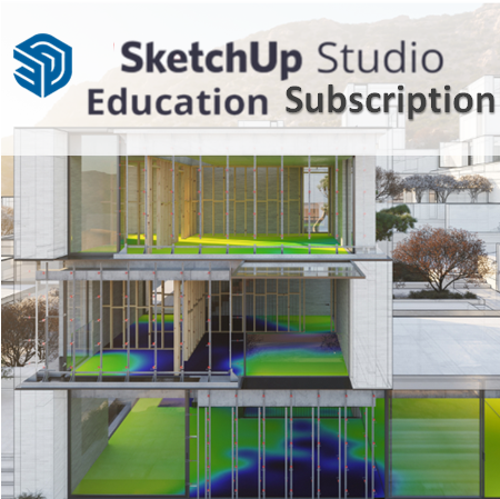 SketchUp Studio Education Subscription