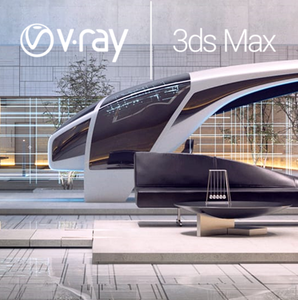 V-Ray 5 for 3ds Max Workstation License