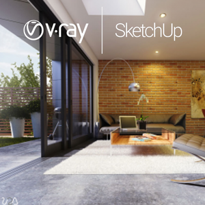 V-Ray for SketchUp Annual License