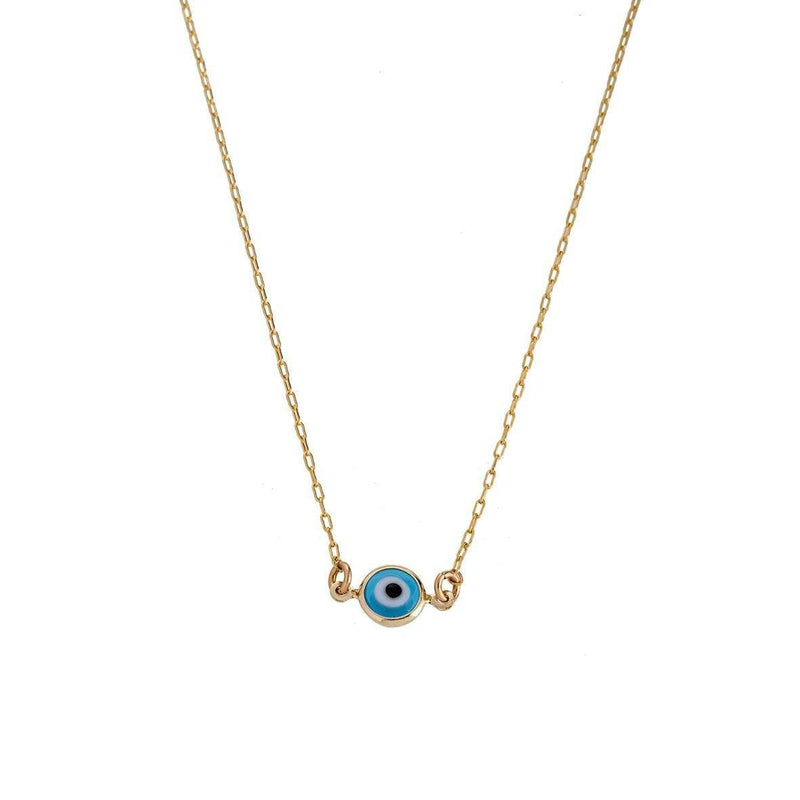 Evil Eye Necklace - Just Believe Jewelry