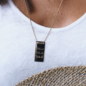 XL Bar - Necklace