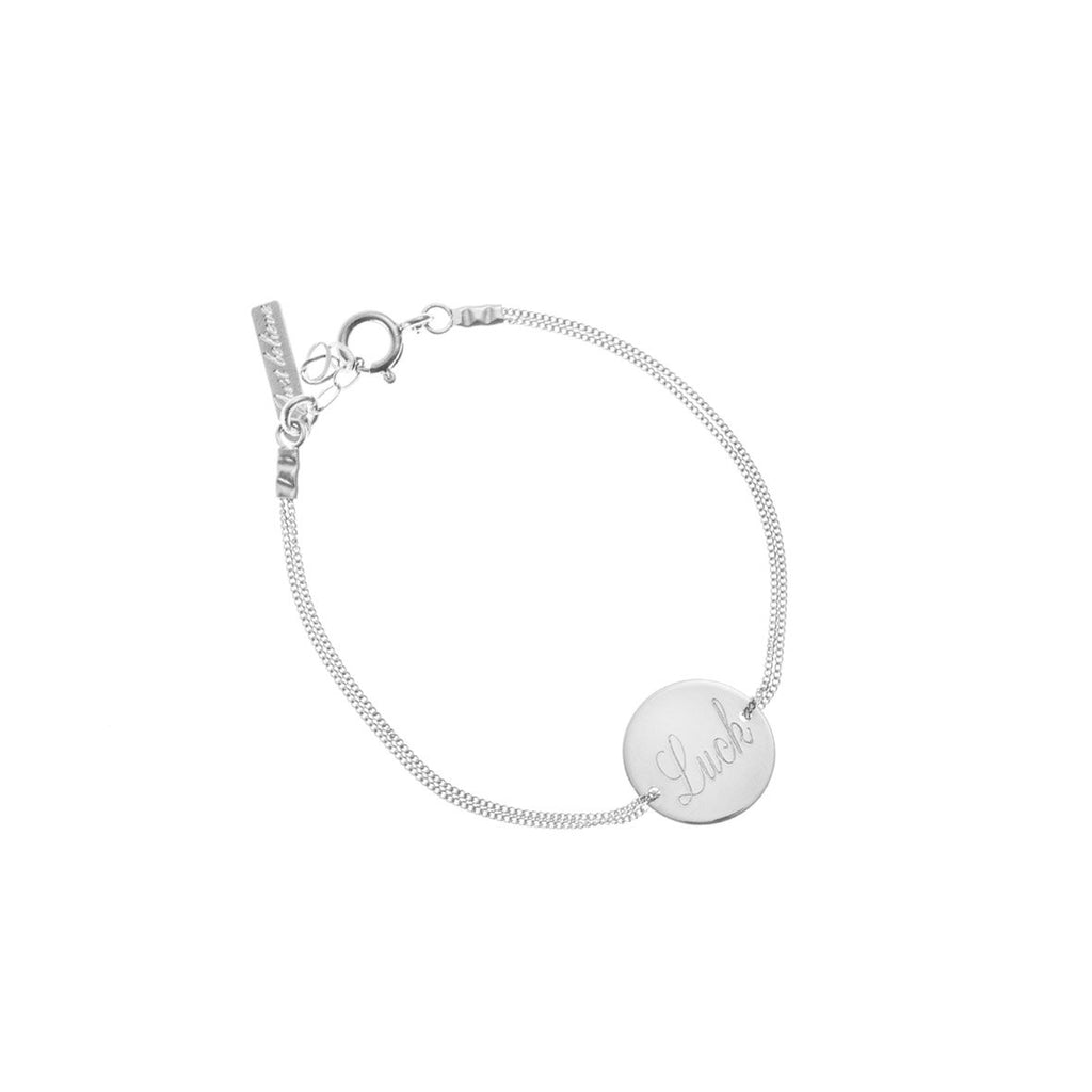 Small Coin Bracelet