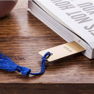 Bookmark - Just Believe Jewelry