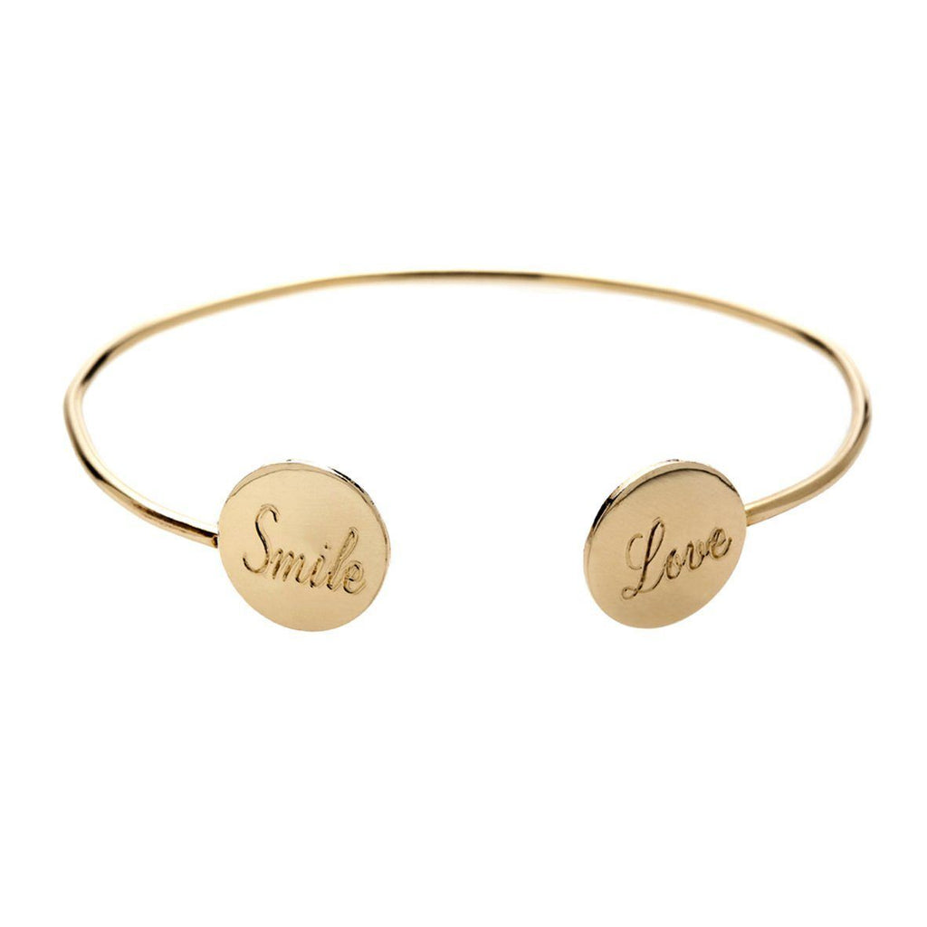 Double Coin Bracelet - Just Believe Jewelry