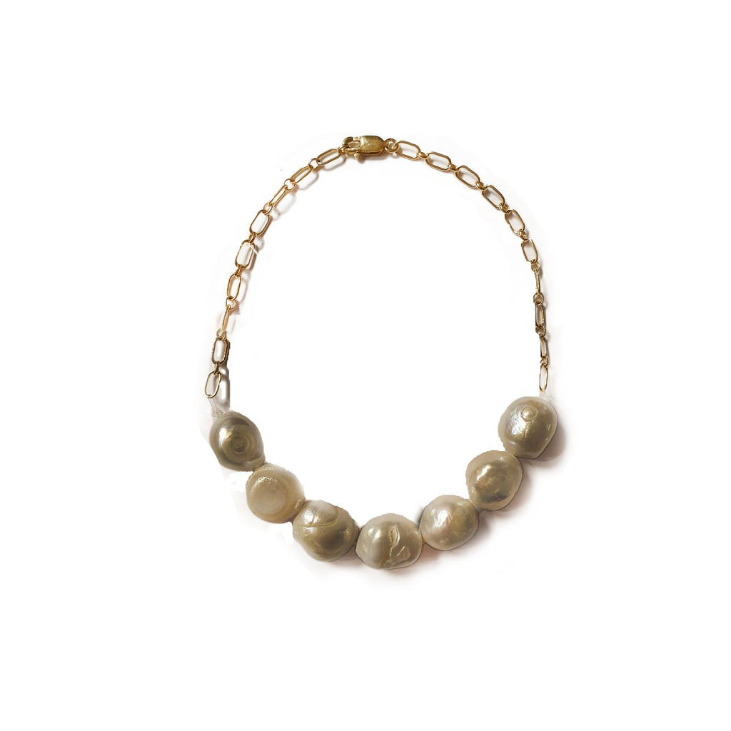 7 Pearls - Anklet