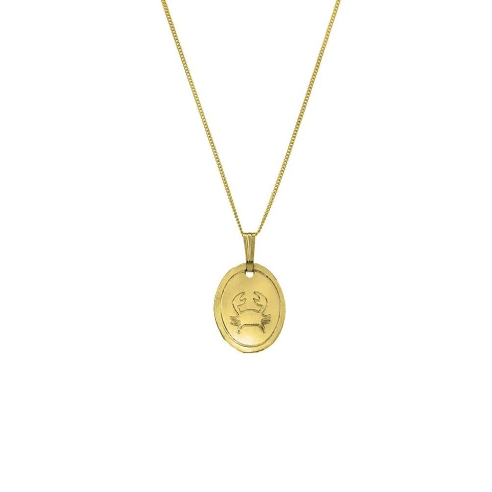 Zodiac signs SMALL-  Necklace