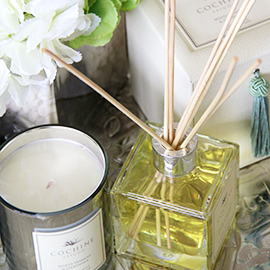 Water Hyacinth & Lime Blossom Diffuser