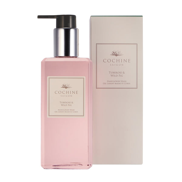 Cochine Tuberose & Wild Fig Hand & Body Wash