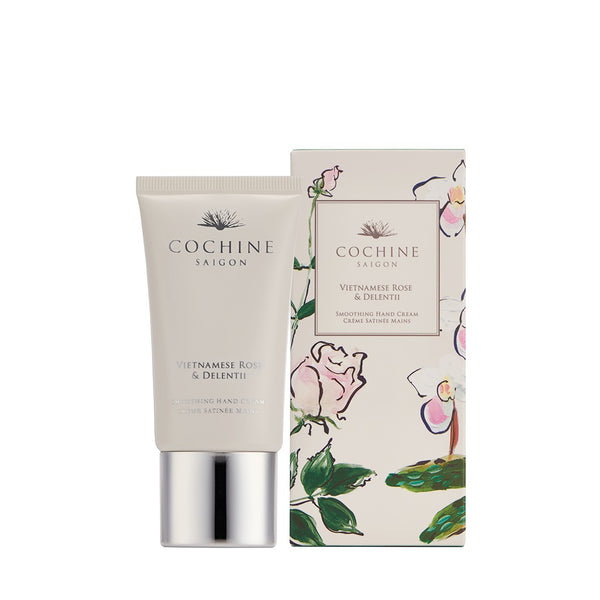 Cochine Vietnamese Rose & Delentii Hand Cream