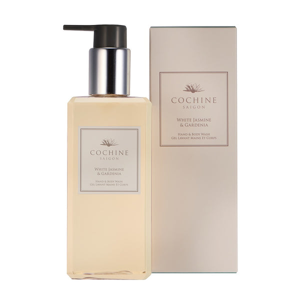 Cochine White Jasmine & Gardenia Hand & Body Wash