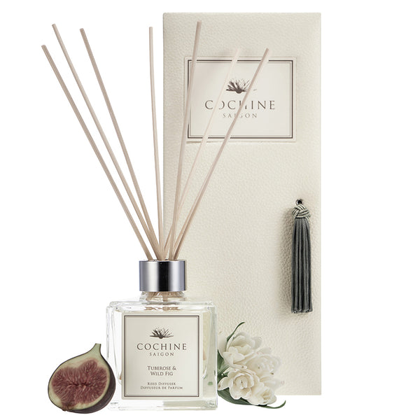 Tuberose & Wild Fig Reed Diffuser