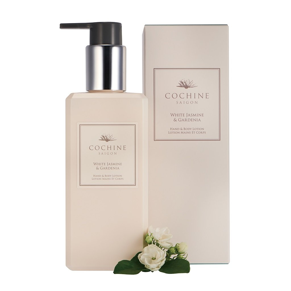 Cochine White Jasmine & Gardenia Hand & Body Lotion