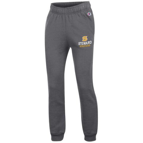 ***New Product*** Champion Youth Eco Powerblend Jogger - Navy & Charcoal