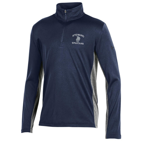 Boy's Siro Tech 1/4 Zip Pullover by Under Armour