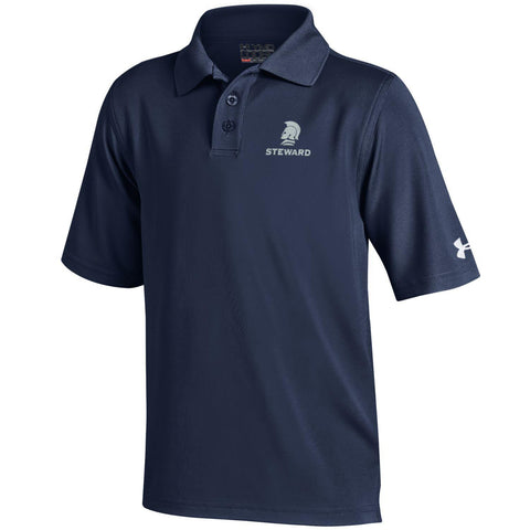 Short Sleeve Youth Polo Shirt by Under Armour ***Approved for LS Uniform Shirt***