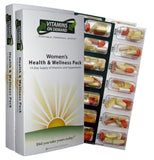 Women's Health & Wellness Vitamin Pack (4-Week Supply)