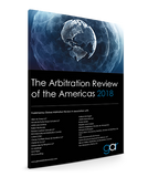 The Arbitration Review of the Americas 2018