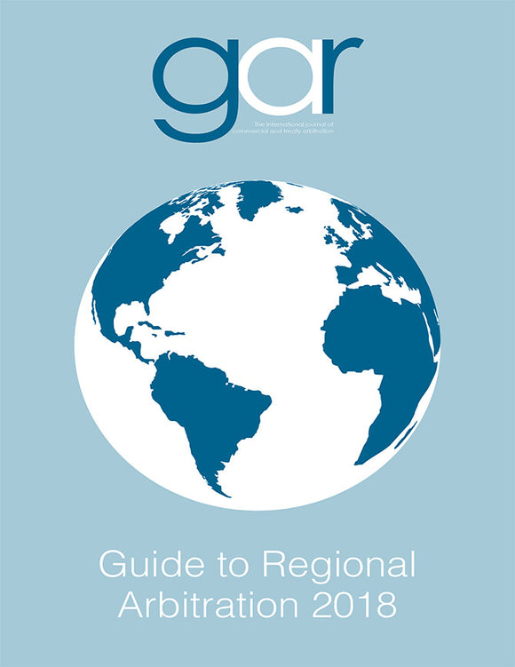 Guide to Regional Arbitration 2018