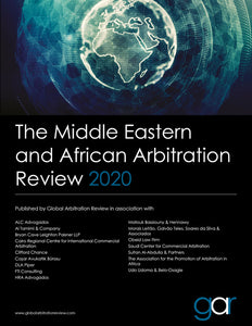 The Middle Eastern and African Arbitration Review 2020