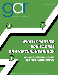 GAR Volume 15 - Issue 3
