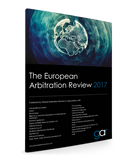 The European Arbitration Review 2017