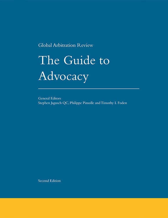 The Guide to Advocacy, 2nd Edition
