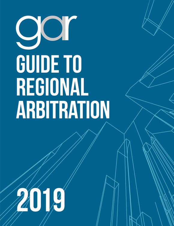 Guide to Regional Arbitration 2019