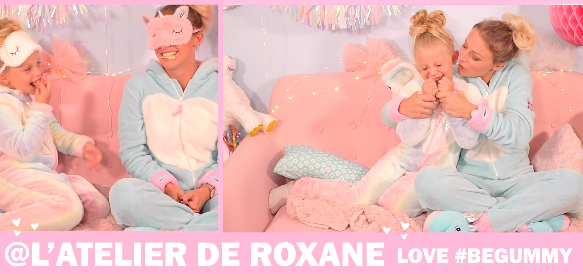 @L'atelier de Roxane Love BEGUMMY !