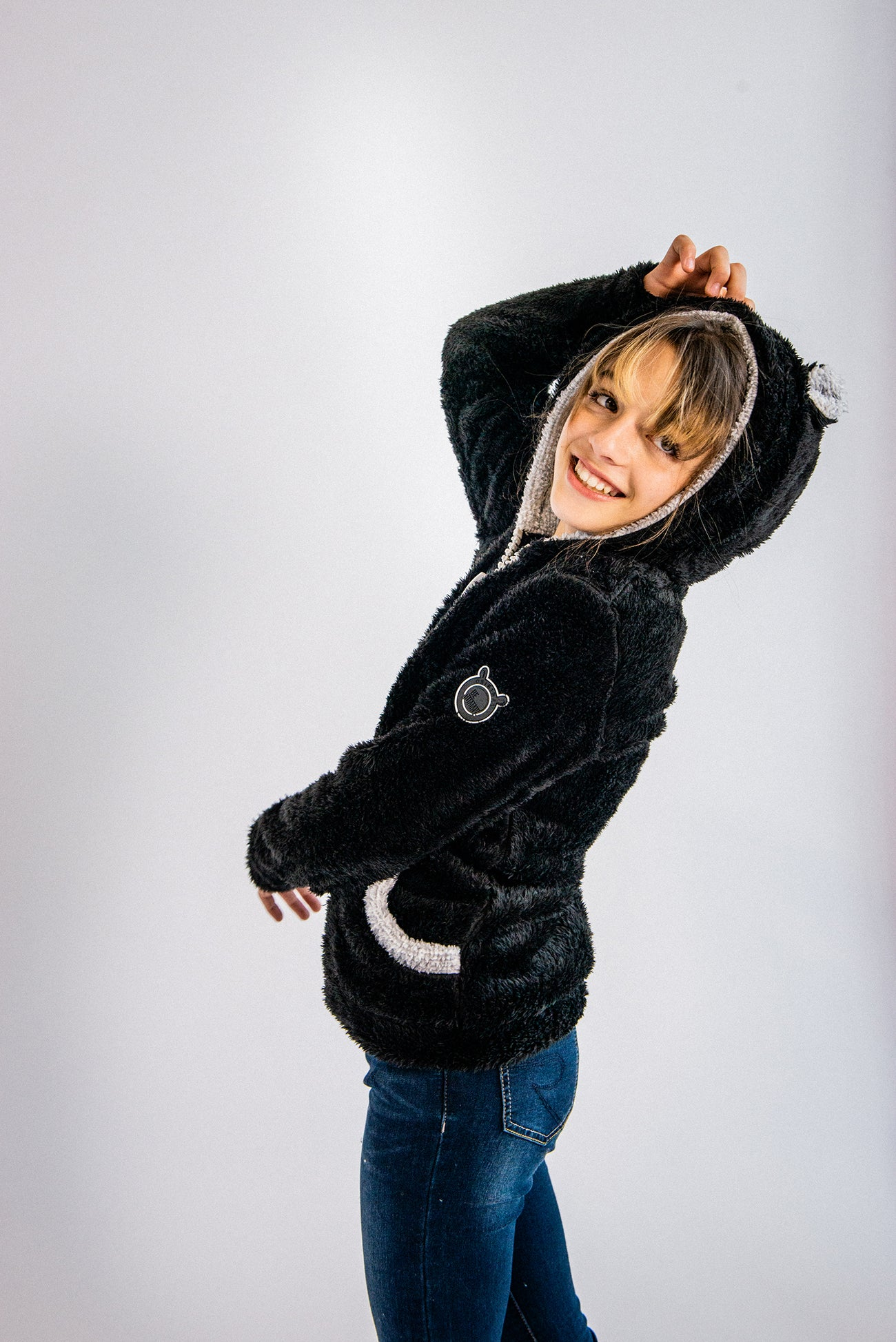 Veste Originale Black Enfants