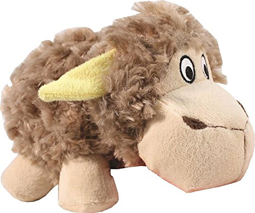 Barnyard Cruncheez Sheep Dog Toy From KONG