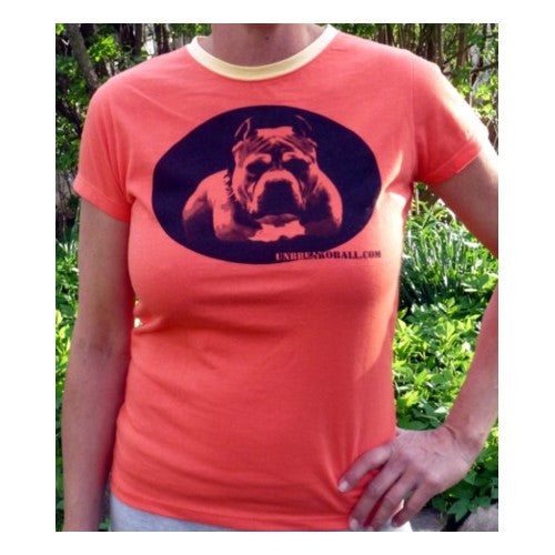 Lover Not Fighters Women's Pitbull Shirt