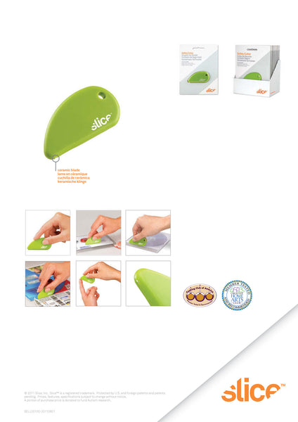 Slice Safety Cutter *BESTSELLER*