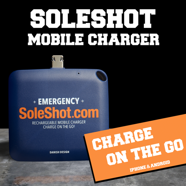 SoleShot *CUSTOM DESIGN* Energi Batteri