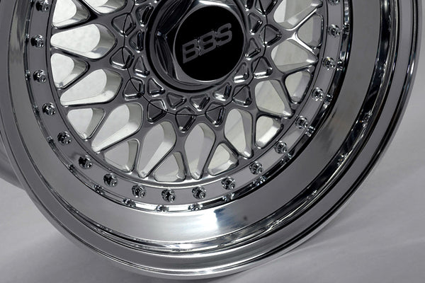 "15"" to 16"" BBS - 30 Bolt"