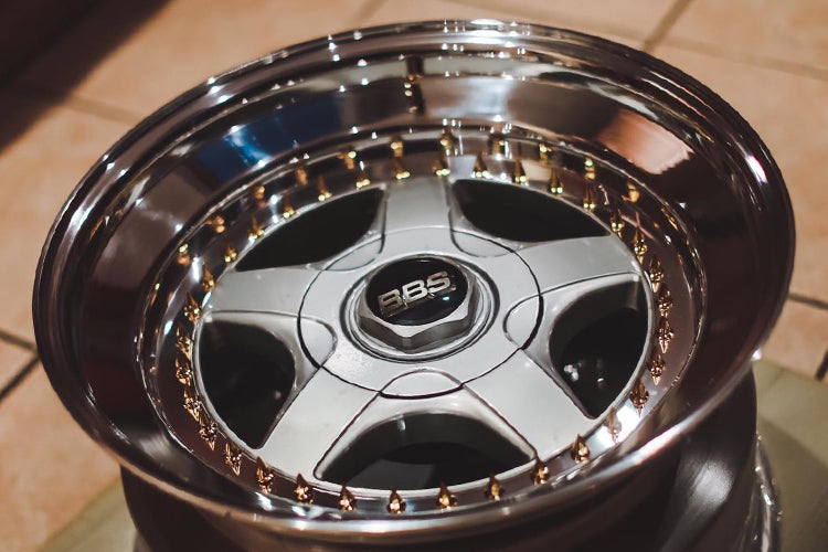 "17"" to 19"" BBS - 34 Bolt"