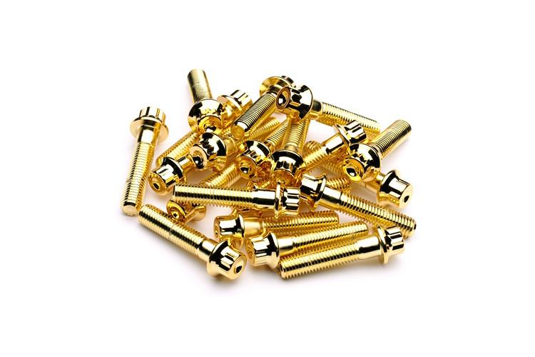 Gold - M6 32mm