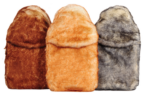 The Hot Water Bottle Shop Luxury Faux Fur Collection