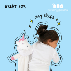 Children's Long Hot Water Bottle
