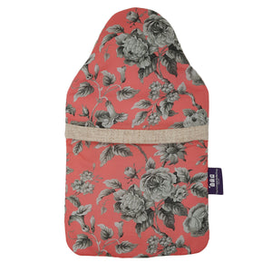 Made In Britain Graceful Liberty & HARRIS TWEED Contrast Cover with Bottle (Pink)