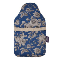 Made In Britain Graceful Liberty & HARRIS TWEED Contrast Cover with Bottle (Sapphire)
