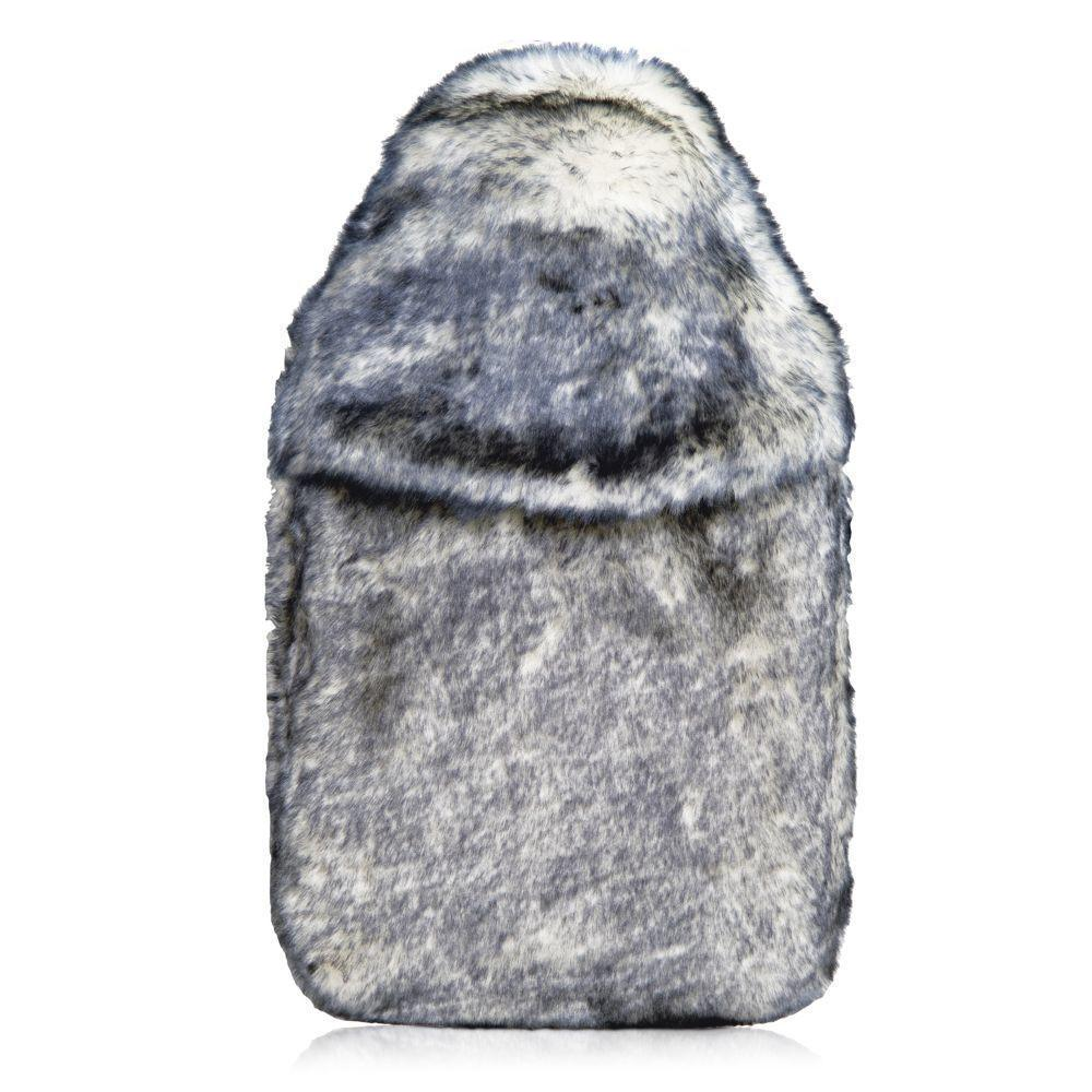 Coronation Winter Huskey Luxury Soft Faux Fur Cover and Hot Water Bottle