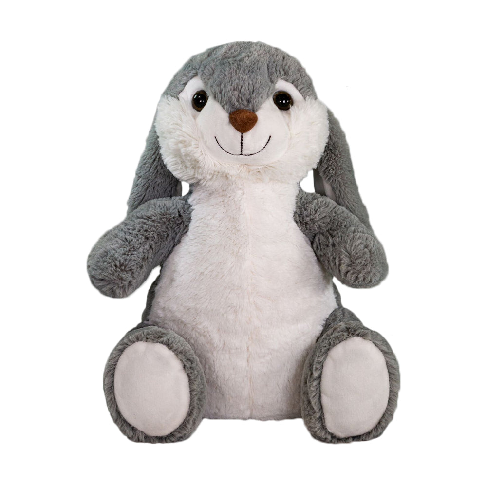 Bea The Bunny - Medium Cuddly Toy With Microwaveable Ceramic Bead Pillow