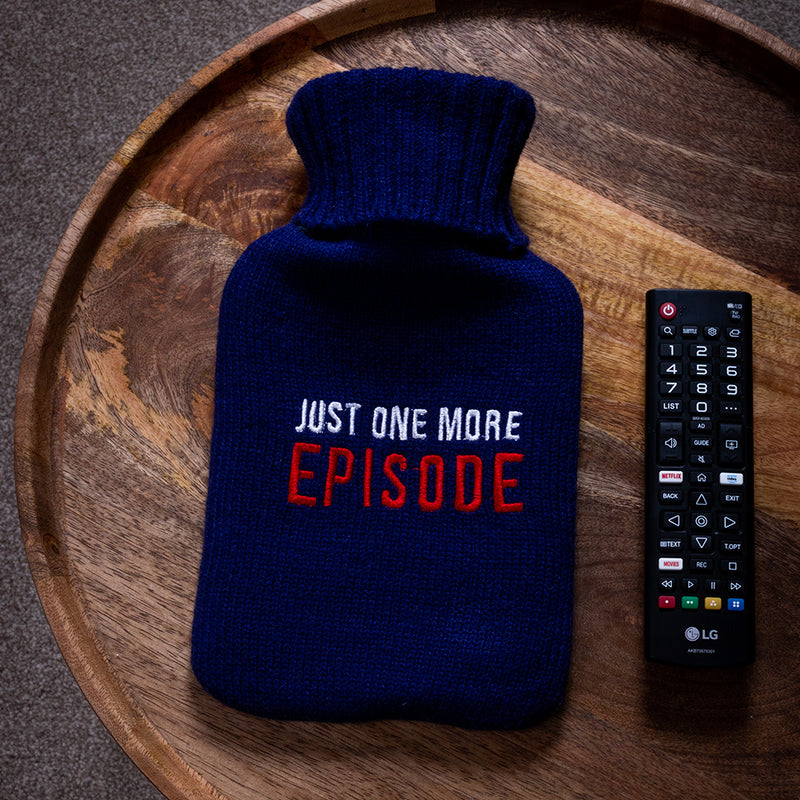 Netflix SLOGAN: JUST ONE MORE EPISODE - Small 750 ml