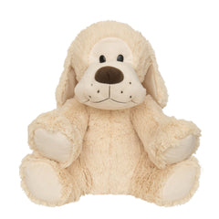 Hot Water Bottle Toy (dog) front on