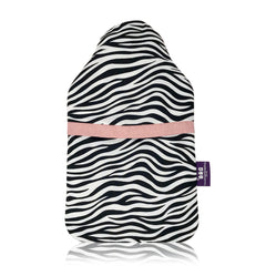 Made in Britain Sunset Zebra Cover & Bottle With Gift Box