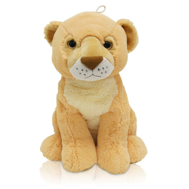 Jungle Friends Rori Lion Hug Me Hot Water Bottle Font View
